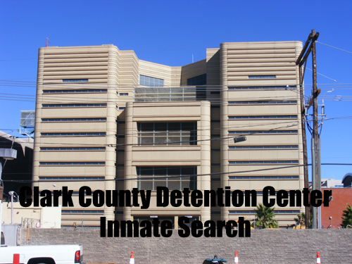 CCDC Inmate Search - Clark County Detention Center